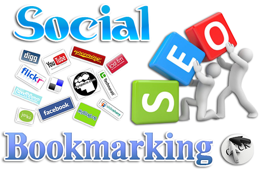 Top 10 Social Bookmarking Posting with DA 100 Sites