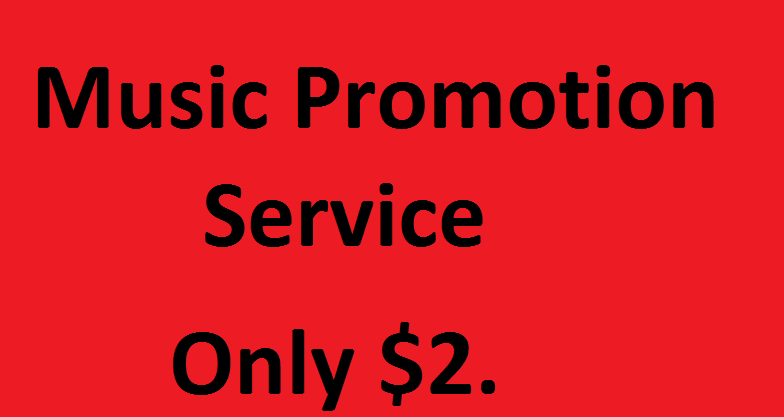 High Quality profile promotion Service