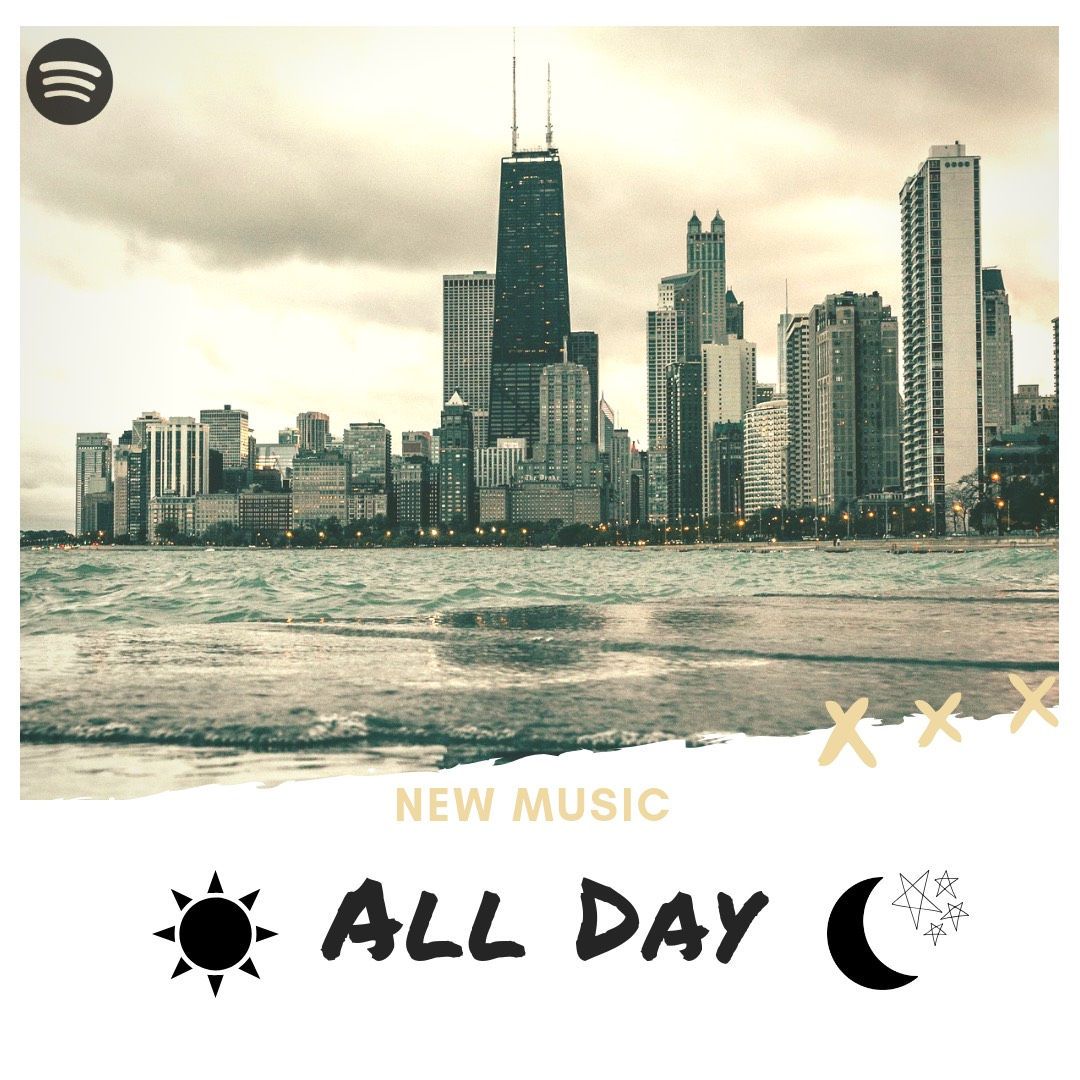 NEW MUSIC ALL DAY Playlist Submission