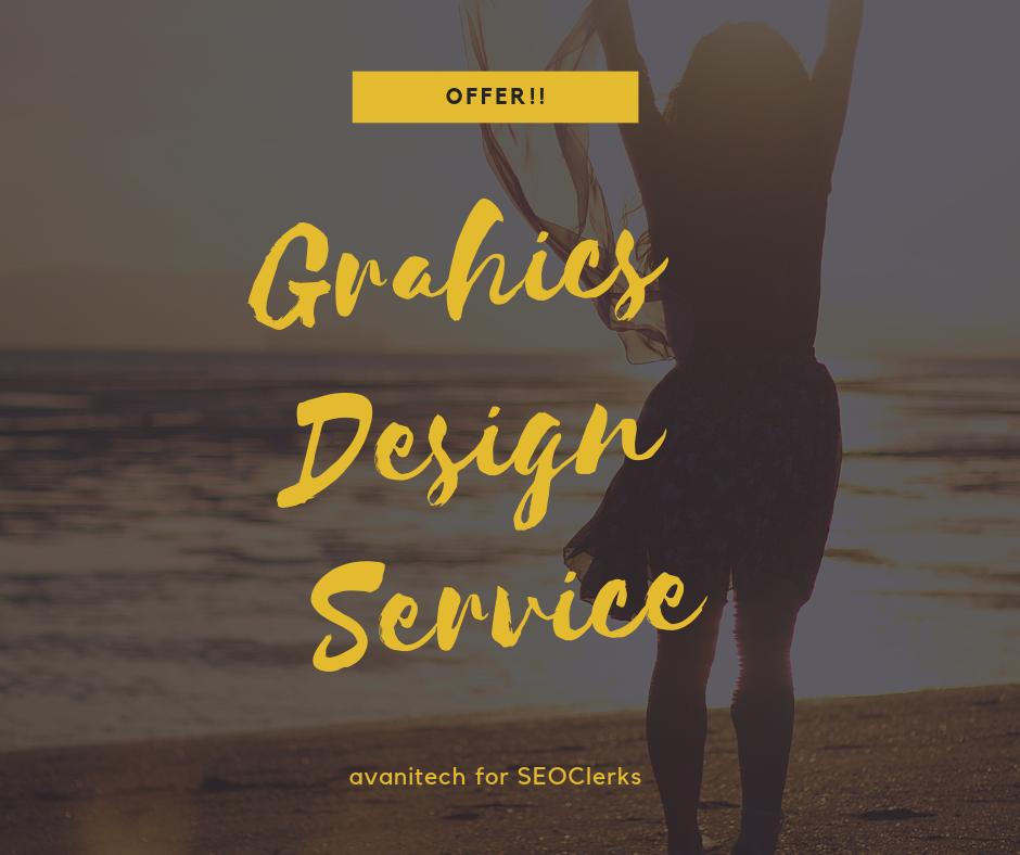 Graphics Design Service Poster Flyer Banner Visiting Card Designer