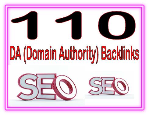 Create PR9 - DA Domain Authority 110+ Highly Authorized Google Dominating Backlinks