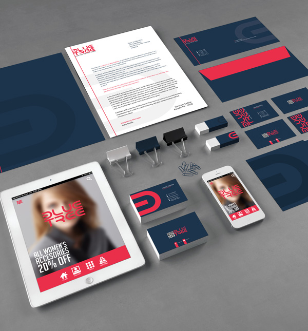Will Design An Excellent Business Card With Matching Letterhead