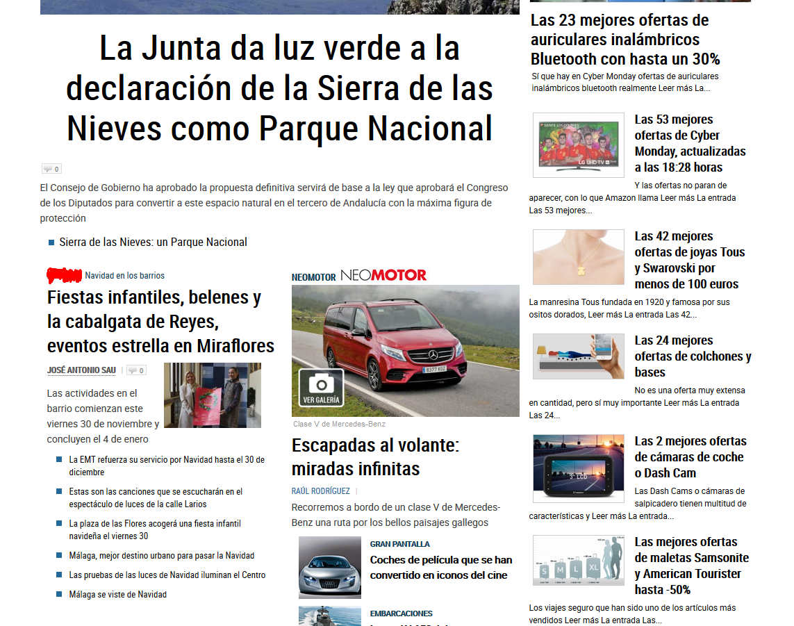 Super high quality Spanish Newspaper to boost your SEO Rankings