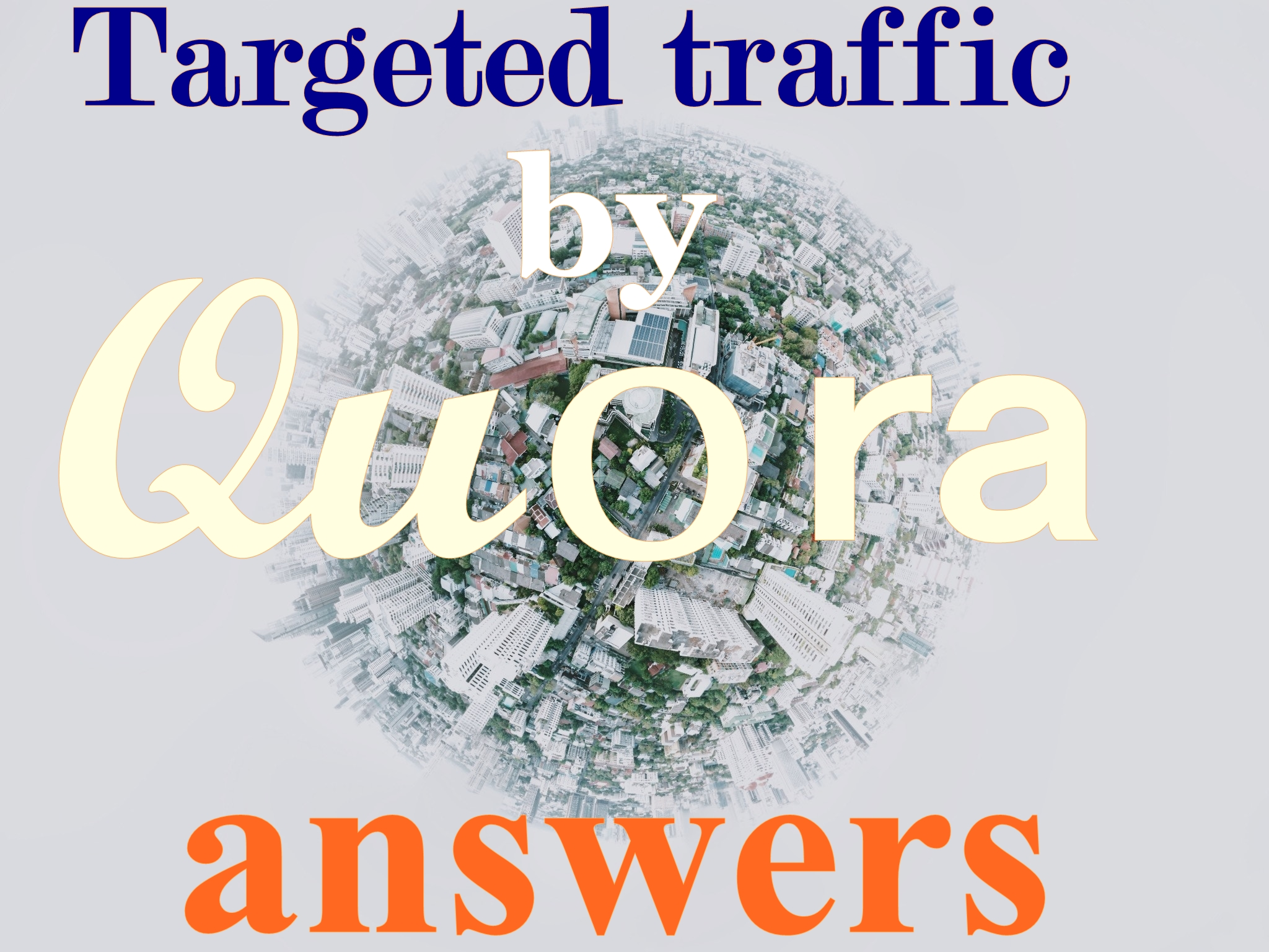 I can send focused organic internet site visitors Answering back links,15 Quora