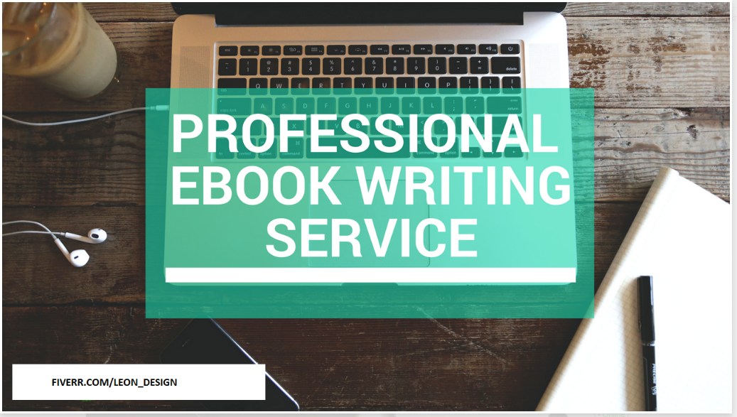 Write German Ebook On Any Topic,  Be Your German Ghostwriter