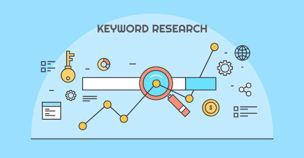 Keyword reserching for any topic in your website
