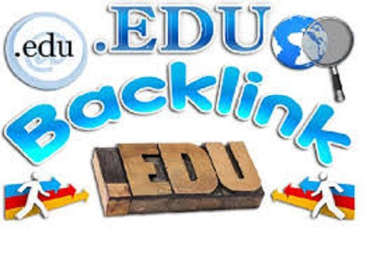 will do 25 high authority edu gov backlinks