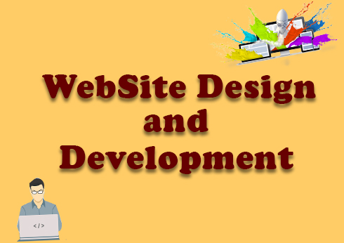 Design and development of websites.