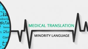 Medical translation of articles, reports, medical certificates and books.