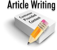 Be your writer of SEO articles and blog writer