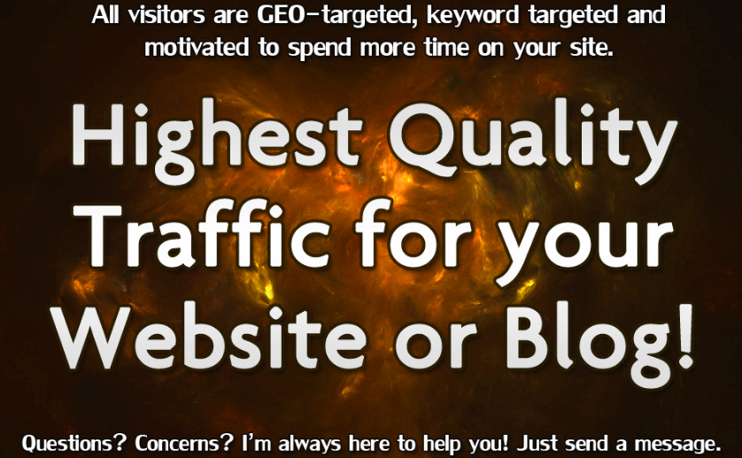 Bring Incentivised Visitors To Your Website