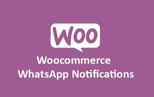 Woocommerce Plugin For Sending Order Notifications Via Whatsapp