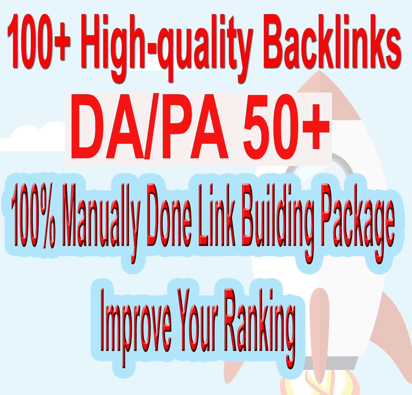 2019 SEO Package Manually Done Link Building Package Improve Your Ranking