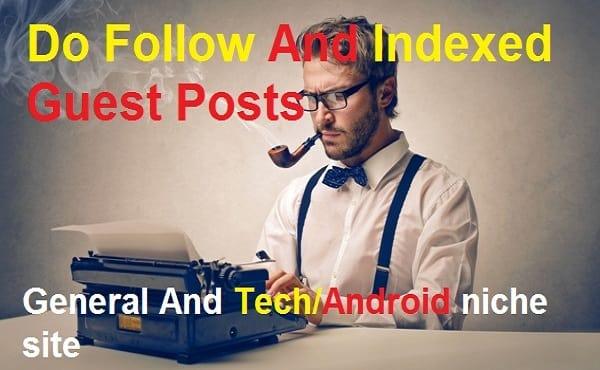 Publish Your Article On DA50+ High-Authority Dofollow Tech Niche Blog