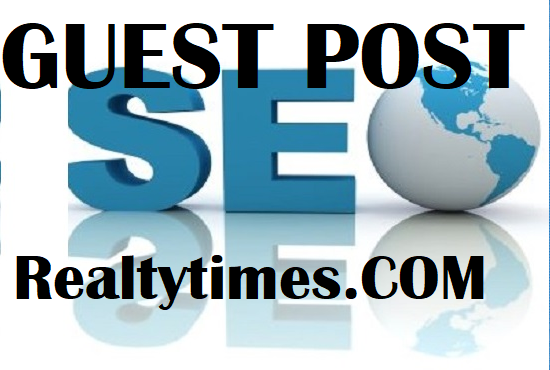 Dofollow Write and post on Realtytime.com DA70