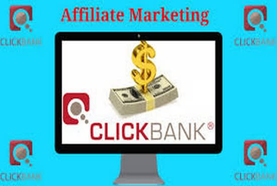 will give you a sales funnel please to master the marketing of clickbank cpa