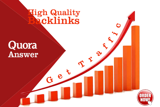 10 Quora Answer High Quality Backlinks And Get Huge Human Traffic