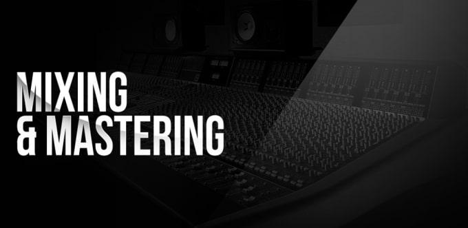 Professional Mix & Mastering Digital