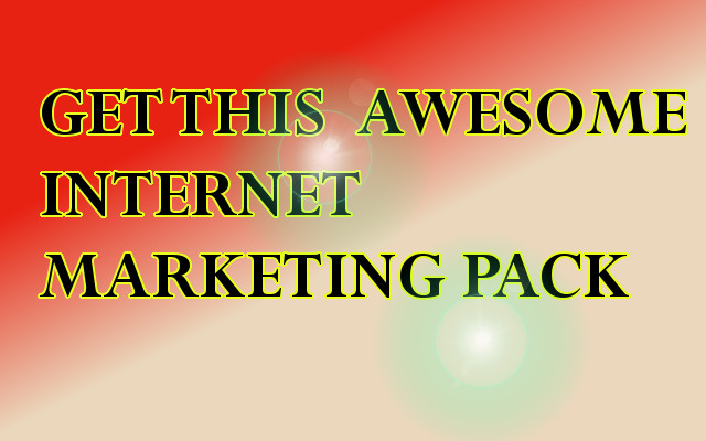Learn how to make money online with these 5 internet marketing eBooks