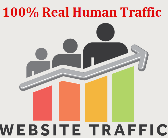 Send you 25,000 Real Human Website Traffic