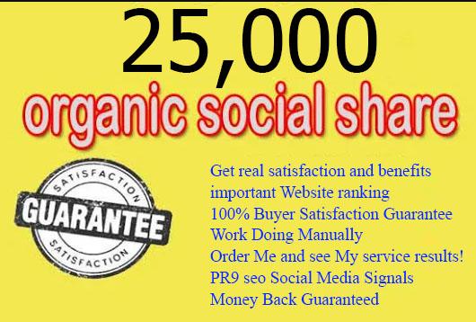 Super Top 5 Powerful Platform 25,000 PR9 SEO Social Signals Share Bookmarks Important Google Ranking Factors