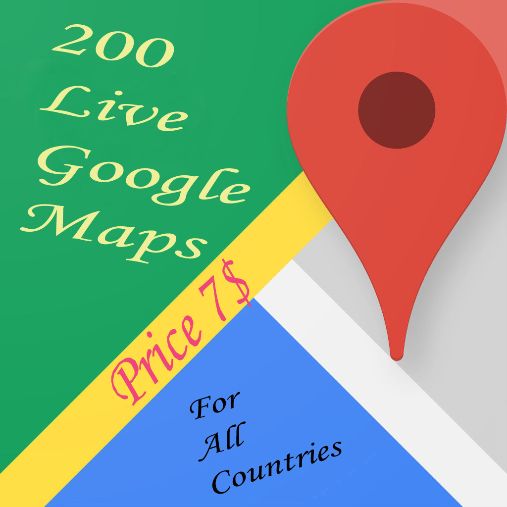I Will Manually Create  200 Google Map Citations for Local Business listing