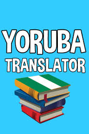 Translate 1000 English words into Yoruba