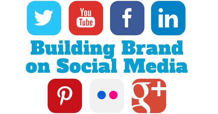 Create 200 brand profiles on high authority sites