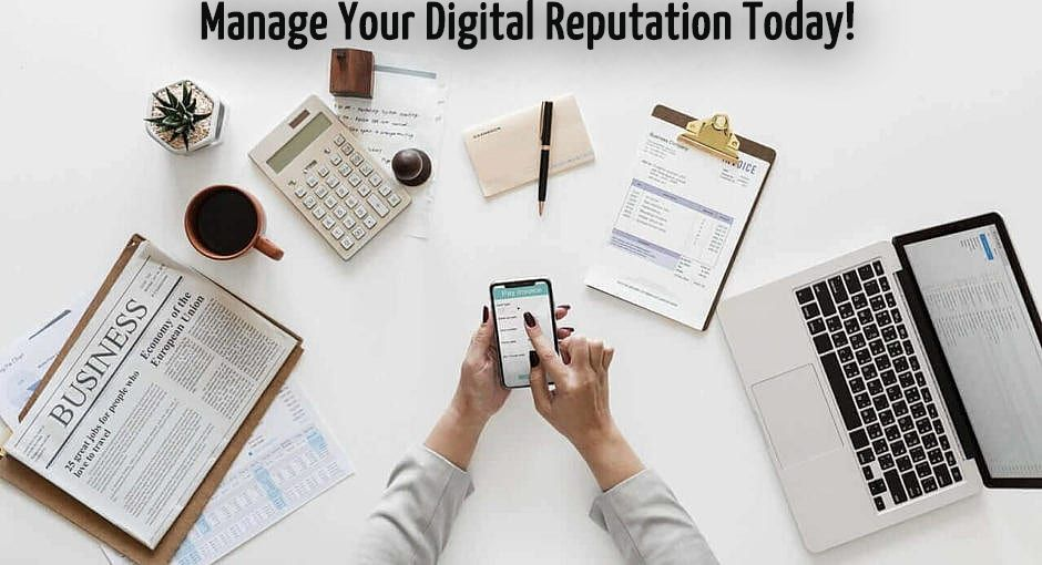 Repair and Build-Up your Personal and Brand Online Reputation