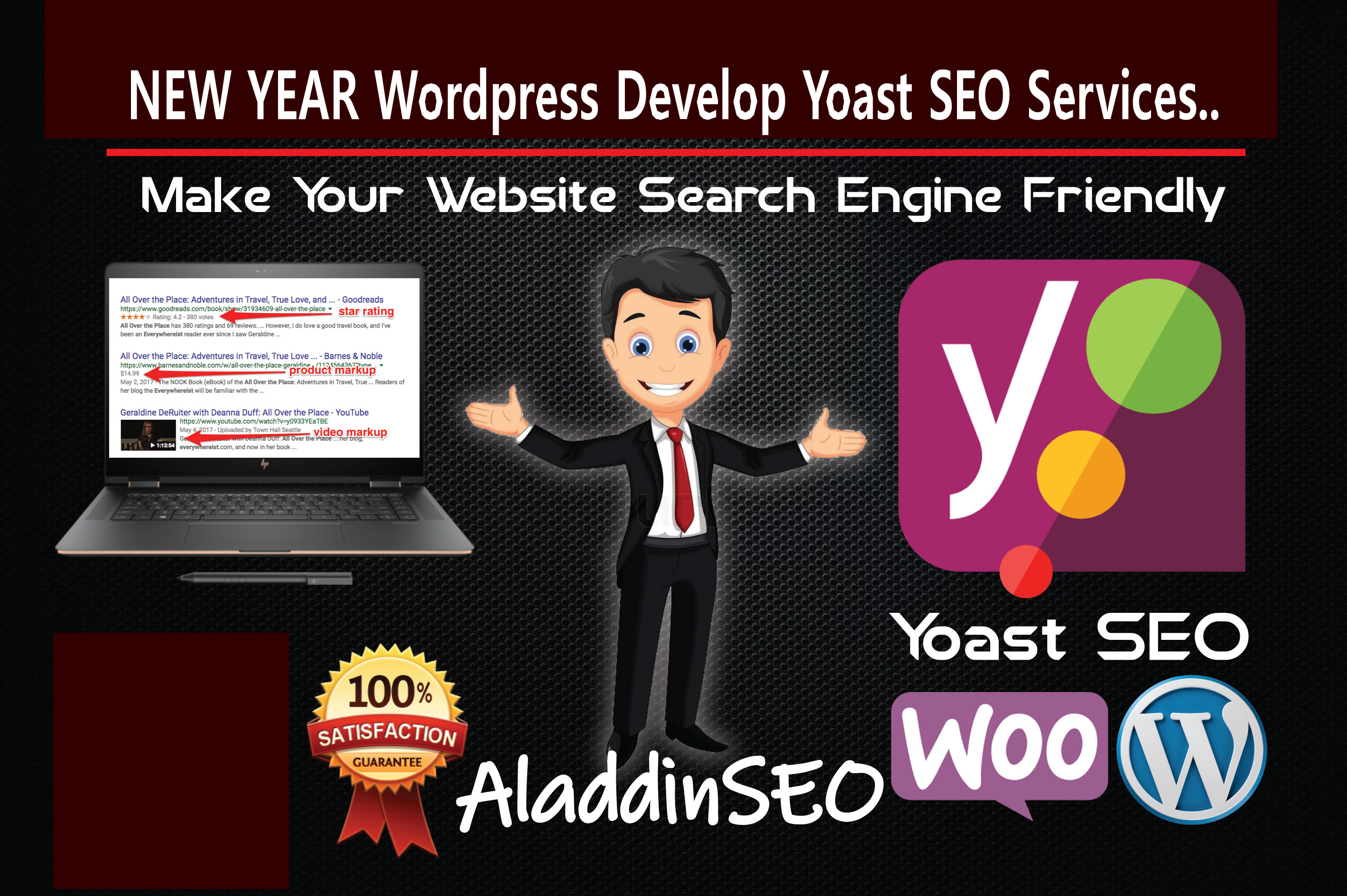 Permanent Link Develop SEO Services Only AladdinSEO