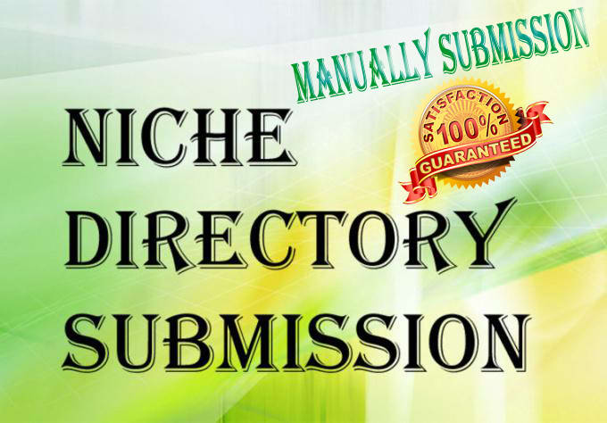 Manually Do 55 Niche And Local Directory Submission