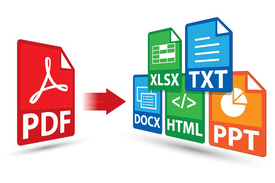 Professionally Convert your Files to any Format