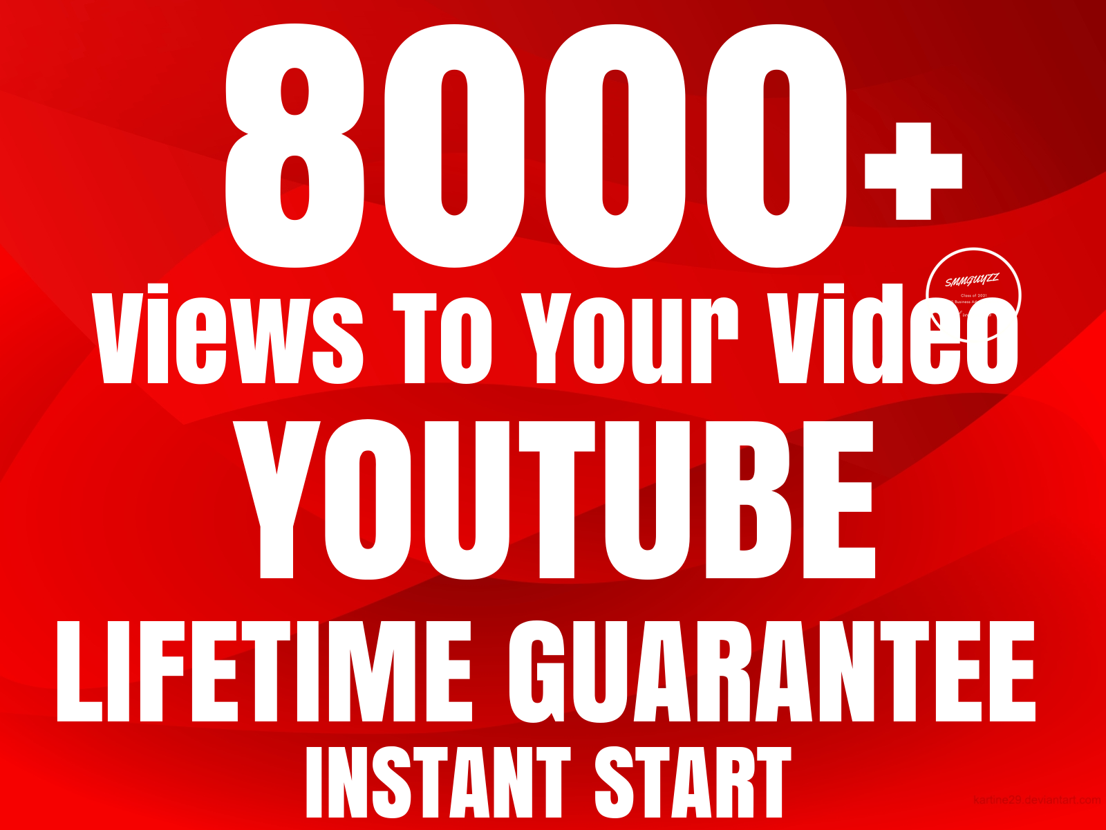 Instant YouTube Video Promotion With Safety Lifetime Guaranteed