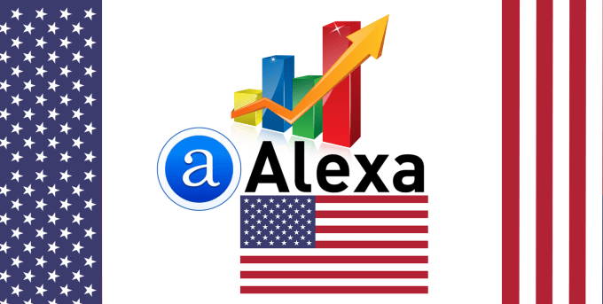 provide traffic and seo to improve USA alexa rank to 95k