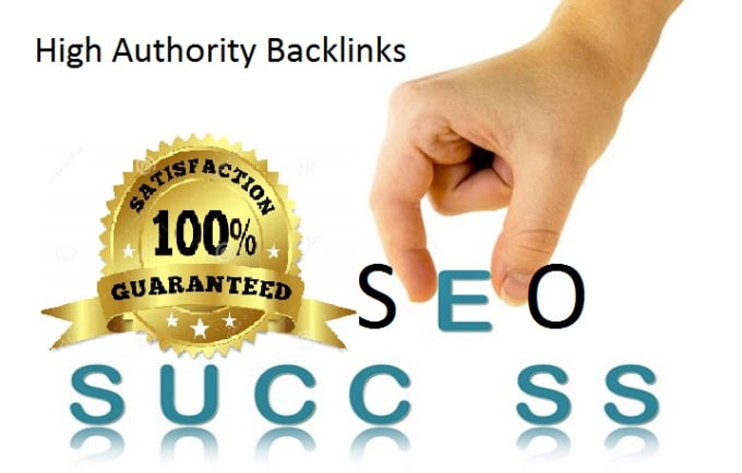 do 80 HIGH SEO backlinks