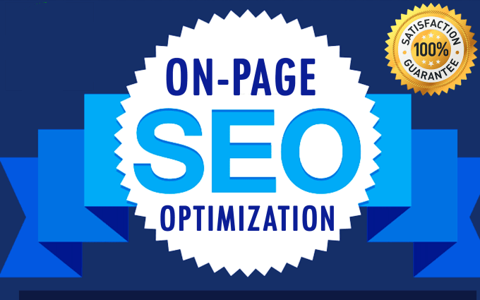 do on page SEO for google top searches
