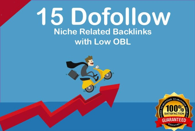 do 15 niche related blog comment SEO backlinks