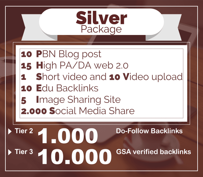 manually build powerful SEO backlink package to site or youtube ranking
