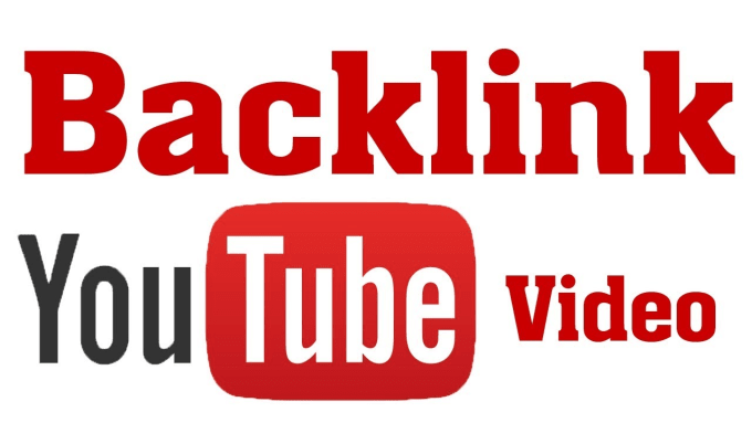 build high quality backlinks to youtube videos for SEO rankings
