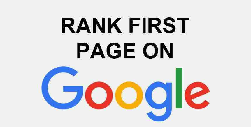 Best 2019 SEO Strategy - Guarantee Google page 1