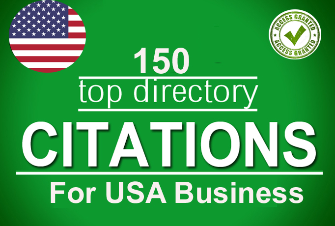 do 30 Local Listings for USA Local Business