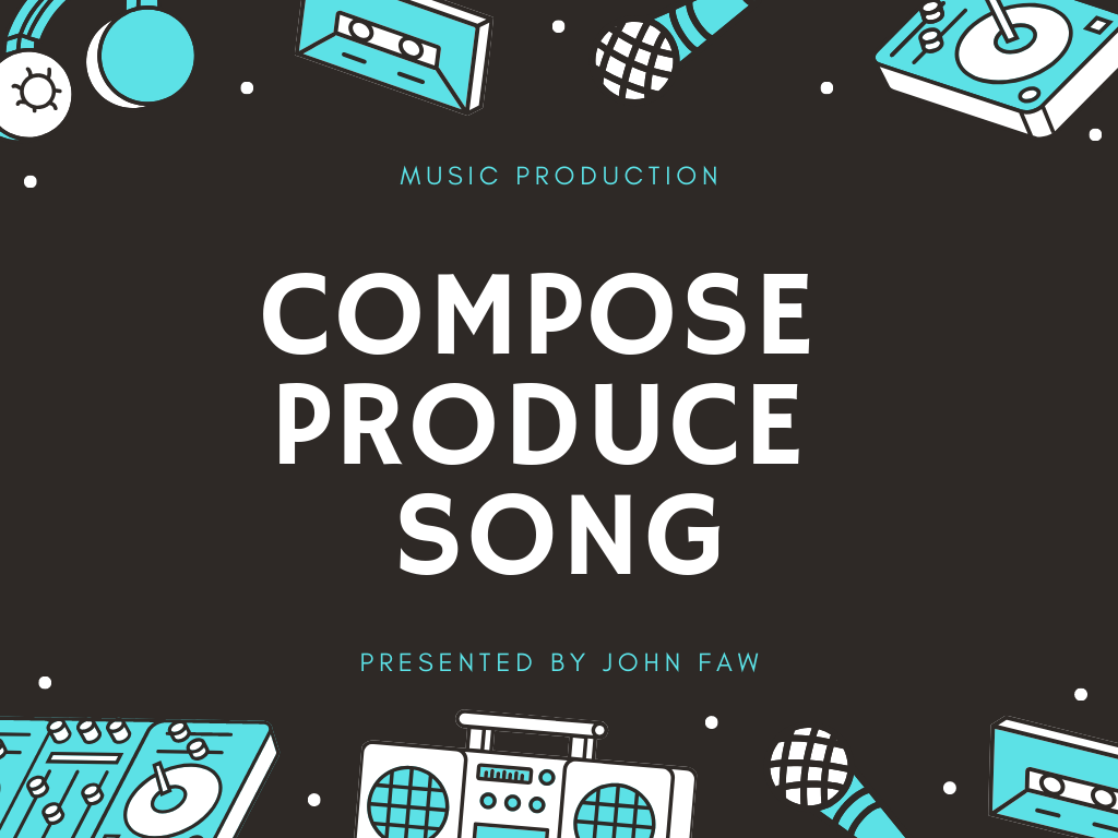 I Will Compose And Produce Song For You