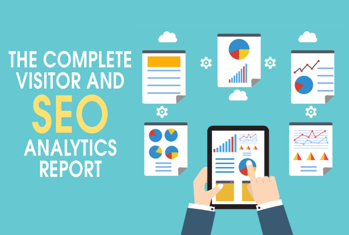 offer complete visitor and SEO analytics report