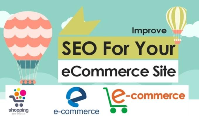 provide ecommerce SEO service