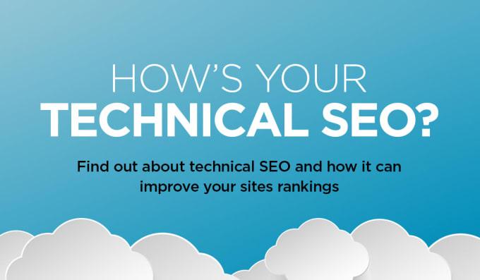 provide technical SEO audit