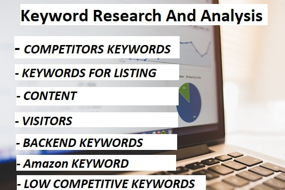 in depth SEO keyword research and competitor anlaysis