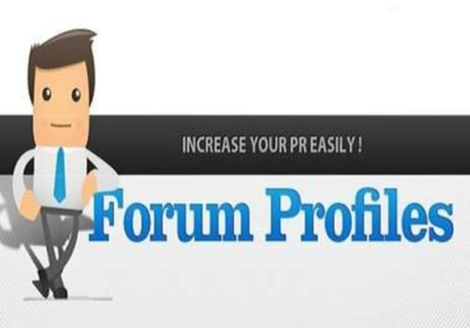 21 pr5 8 forum profile backlinks to your website boosting your SEO