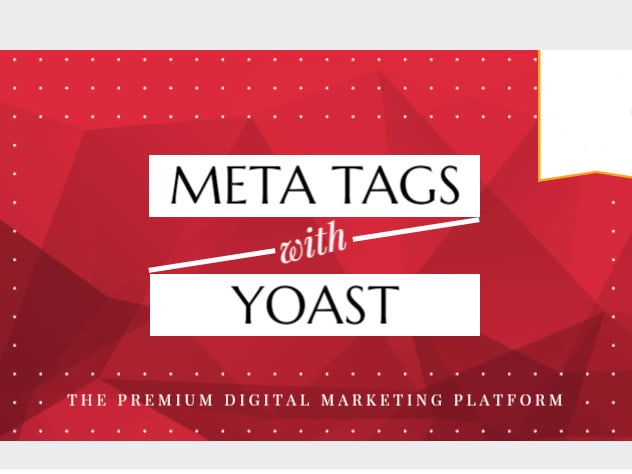 write seo optimized meta tags using yoast for $20