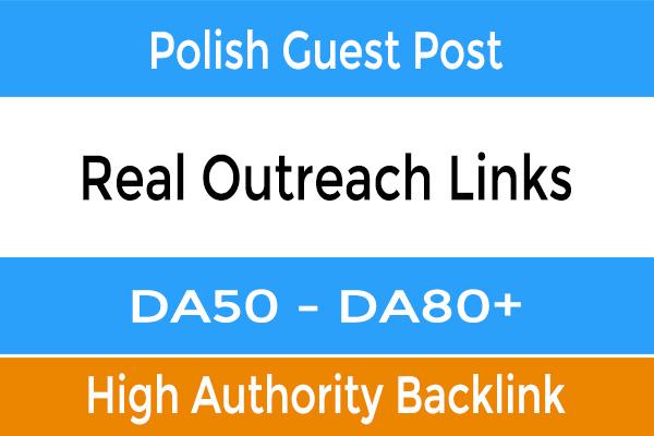 poland SEO guest post on a polish authority with a minimum of 60da