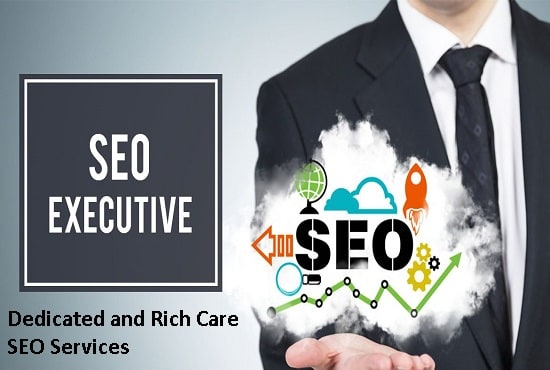 be SEO person and provide quality assistance